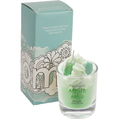 Mojito Mojo Cocktail Whipped Candle